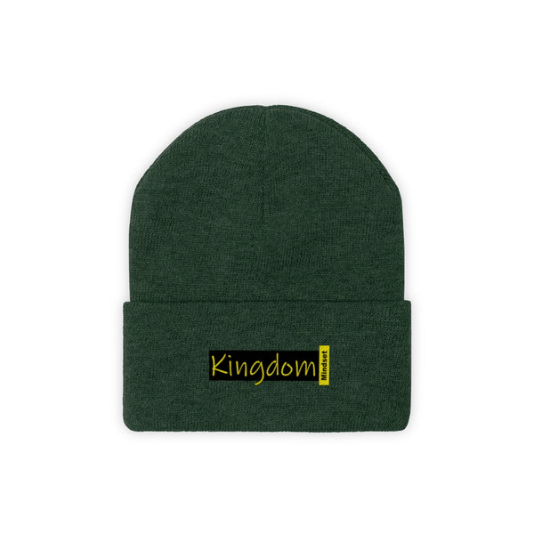 Kingdom Mindset - Knit Beanie