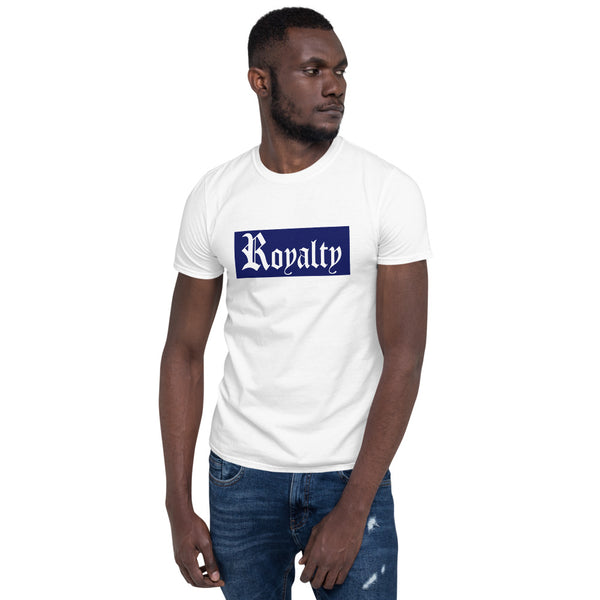 "Short-Sleeve Unisex ""Royalty"" T-Shirt"