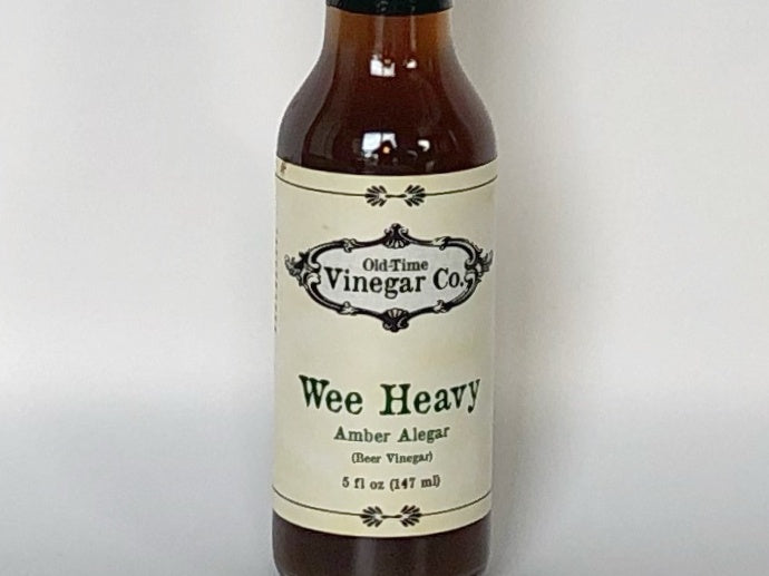 Wee Heavy Mint Gastrique