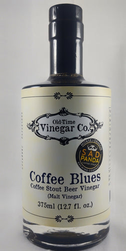Coffee Blues Stout Beer Vinegar