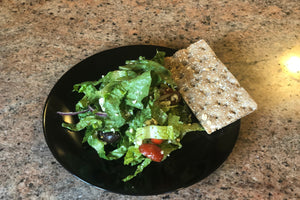 Greek Salad - Healthy Foodie - ILYNSI Yoga