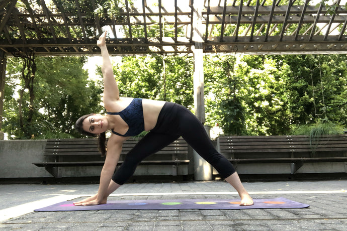 How to Achieve the Perfect Extended Triangle Pose