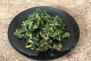 Kale Chips - Healthy Foodie - ILYNSI Yoga