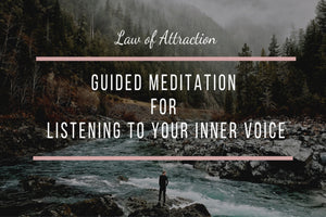 Guided Meditation for Listening to Your Inner Voice