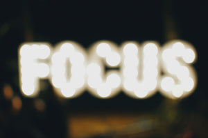 The Law of Focus - ILYNSI Yoga - FOCUS