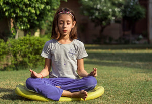 Yoga with kids - the benefits of yoga with children - ILYNSI Yoga - Yogi's advice