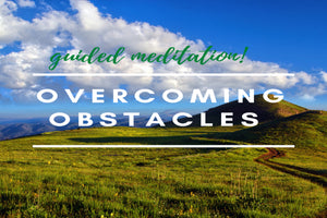 Guided meditation overcoming obstacles - power of visualization - meditation - ILYNSI Yoga