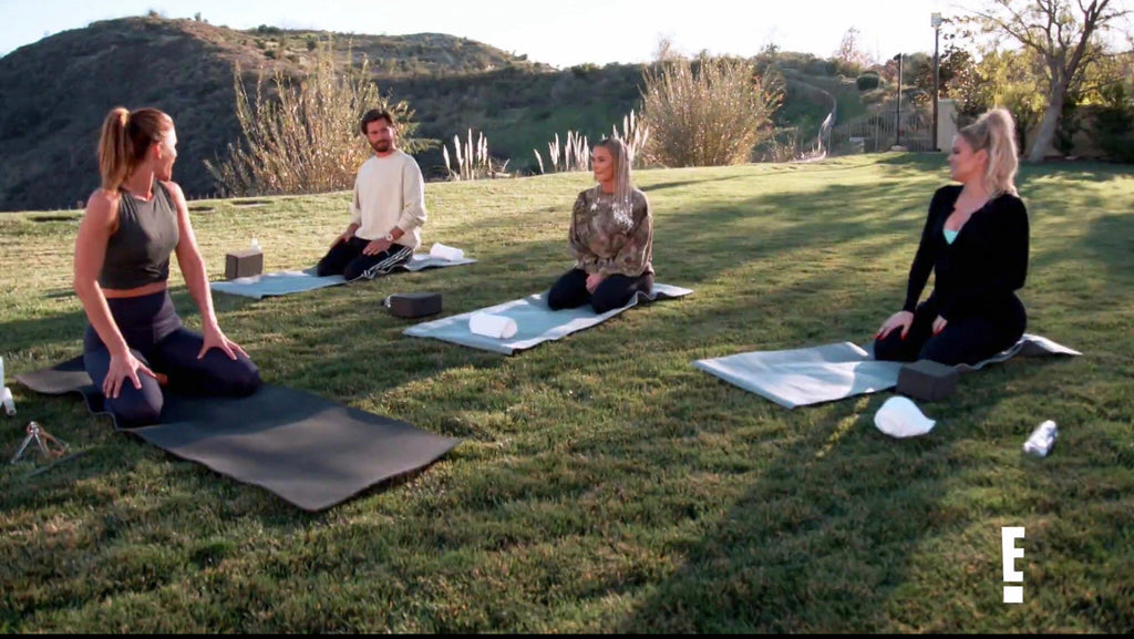 Kardashian Enter the Yogaverse - Yoga Breathing Techniques - ILYNSI Yoga