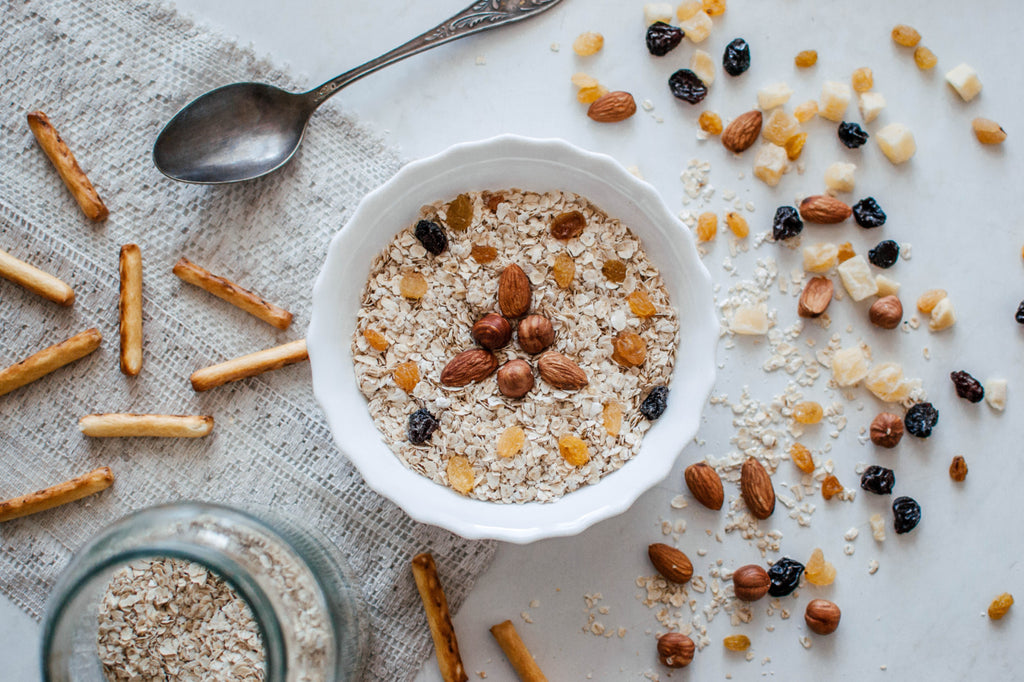 Steel Cut Oats - ILYNSI Yoga - Healthy Foodie - Oatmeal - breakfast - healthy breakfast