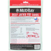 Mud Bay Beef Jerky for Dogs 12 oz.