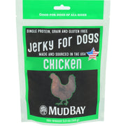 Mud Bay Chicken Jerky for Dogs 5 oz.