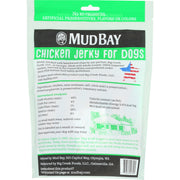 Mud Bay Chicken Jerky for Dogs 12oz.
