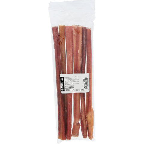 Mud Bay Bully Sticks 12 inch (6-Pack)