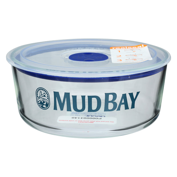 Mud Bay Glass Food Storage Bowl - Medium