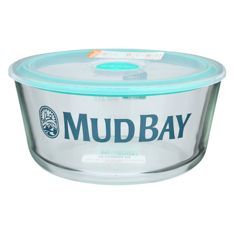 Mud Bay Glass Food Storage Bowl - Large