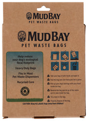 Mud Bay Pick-up Bags Scented 8 Rolls