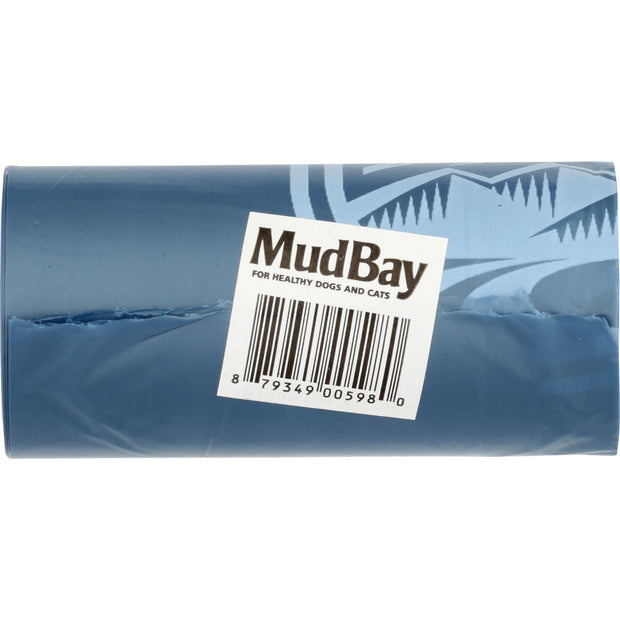Mud Bay Pick-up Bags Unscented Single Bag