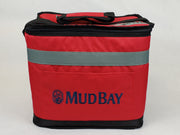 Mud Bay Soft Sided Cooler 25L Red