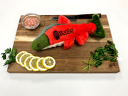 Mud Bay Salish Sockeye Plush Toy