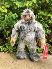 Mud Bay Huckleberry Sasquatch Plush Toy