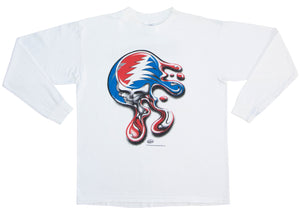 Grateful Dead  Buzz Parker 1994 Long/Sleeve Tee