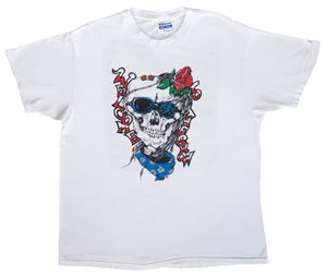"Grateful Dead ""Welcome To The Show"" 1989 Tee"