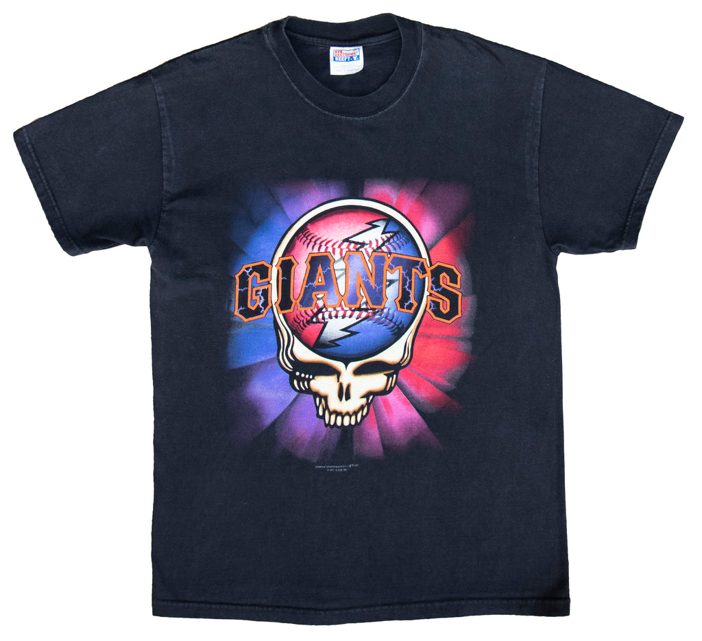 Grateful Dead Giants Baseball 1997 Tee