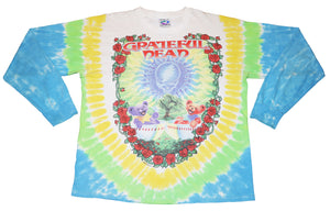 "Grateful Dead ""Scarlett Fire "" Long Sleeve Tee"