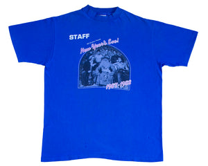 "Grateful Dead ""Bill Graham Presents New Years Eve 1987-1988"" Staff Tee"
