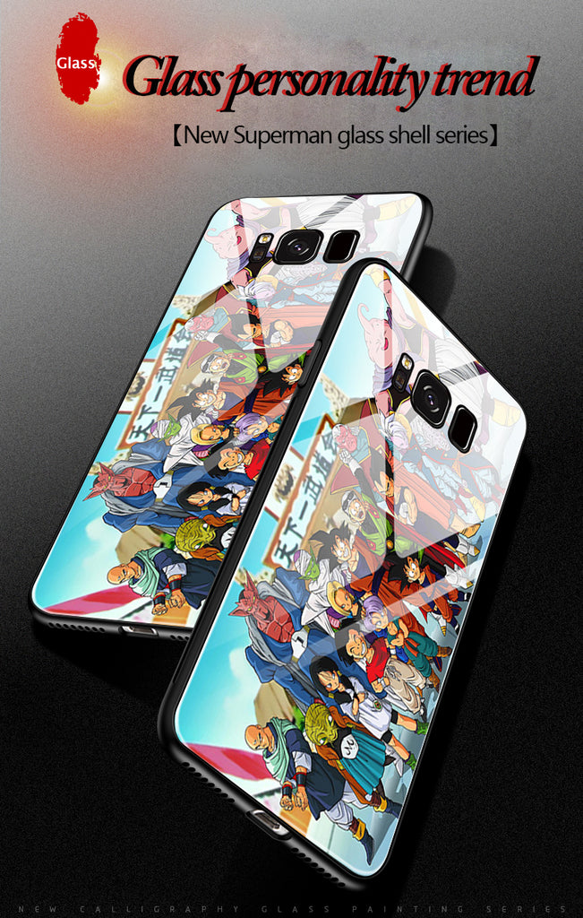 Dragon Ball Family Phone Case