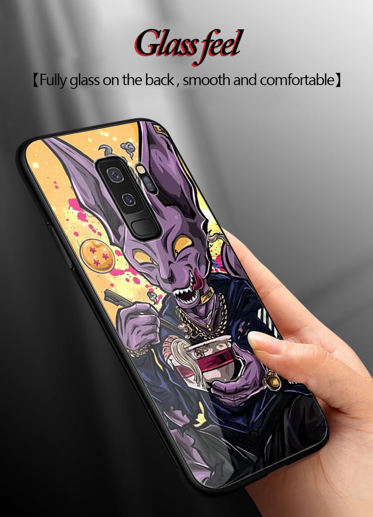 Goku Vegeta Buu Beerus Phone Case