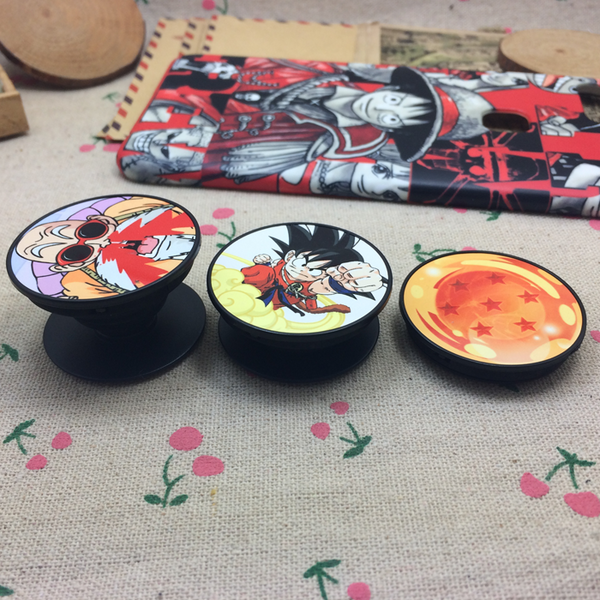 Dragon Ball PopSockets ( Buy Two Get One )