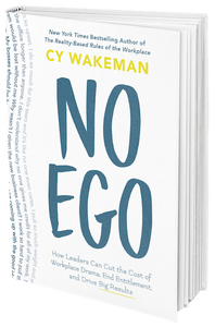No Ego Book