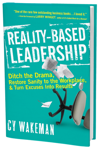 Reality-Based Leadership Book
