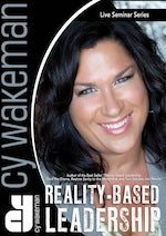 Reality-Based Leadership Live Seminar Series DVD