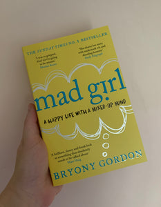 Mad Girl (Paperback) - by Bryony Gordon