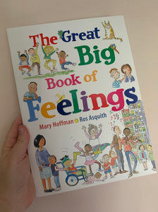 The Great Big Book of Feelings (Paperback) - by Mary Hoffman & Ros Asquith