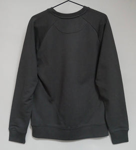 Black on Black Unisex Sweatshirt