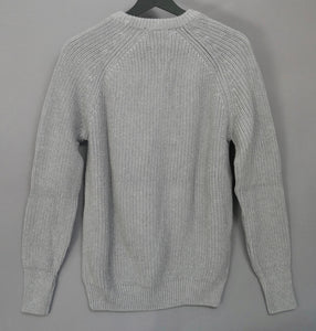 Unisex Fisherman Knit Jumper - 100% Cotton