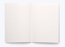 PAPIER Hardback Notebook - BLACK + WHITE COLOURBLOCK