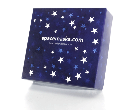 Spacemasks (original Jasmine scented) - Box of 5
