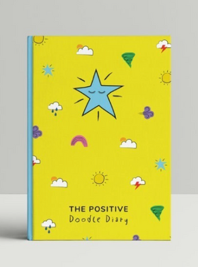 The Positive Doodle Diary (for Kids)