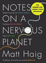 Notes On A Nervous Planet (Paperback) - by Matt Haig