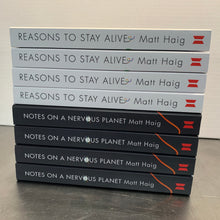 Reasons To Stay Alive (Paperback) - by Matt Haig