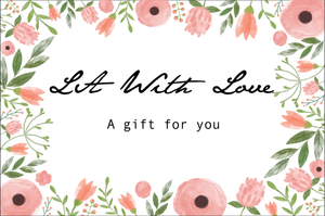 LA With Love Gift Card