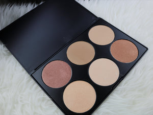 HL05 HIGHLIGHTER  Face Palette