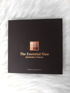 THE ESSENTIAL NINE by Kara Beauty