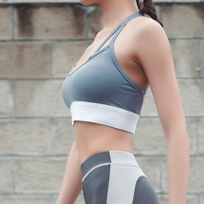 Sexy Backless Sports Bra Top Fitness