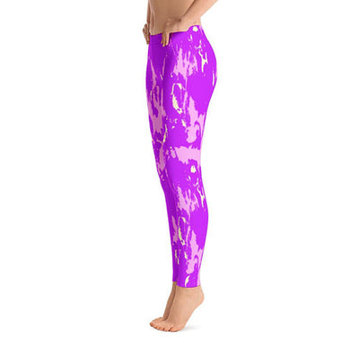 Women's Pink Sport Leggings