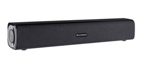 Bocina Bluetooth Tipo Soundbar Recargable Celular O Tv 36cm